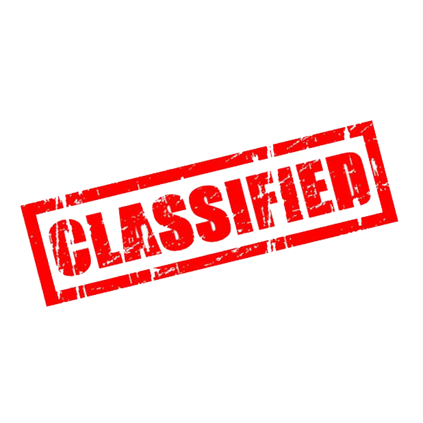 Classified - Top Secret Sticker Pack messages sticker-4