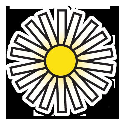 Floræ - Linnaeus' flower clock messages sticker-11