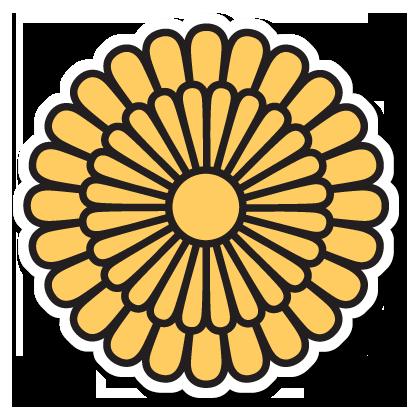 Floræ - Linnaeus' flower clock messages sticker-5
