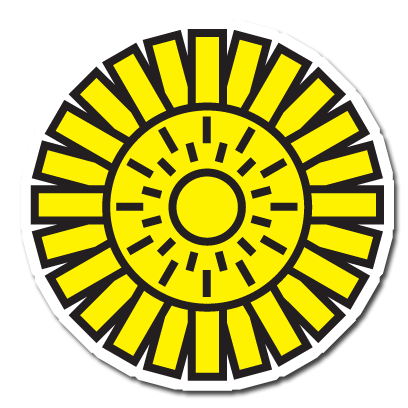 Floræ - Linnaeus' flower clock messages sticker-2