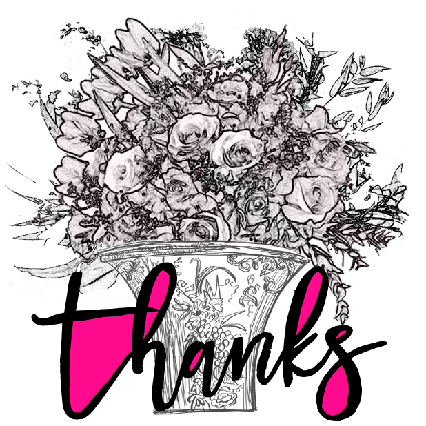Fake Bouquet Flower Sticker Pack messages sticker-5