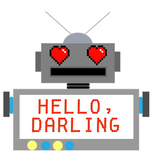 LoveBot: Animated Stickers messages sticker-9