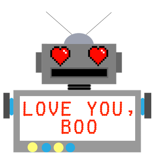 LoveBot: Animated Stickers messages sticker-4