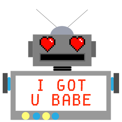 LoveBot: Animated Stickers messages sticker-2
