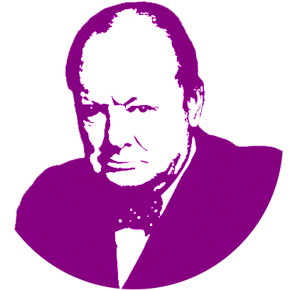 What would Churchill say Stickers messages sticker-9