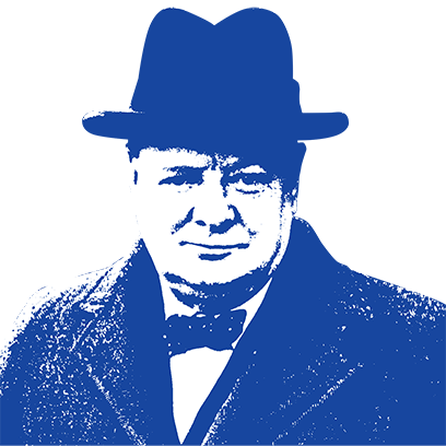 What would Churchill say Stickers messages sticker-0
