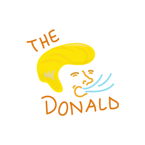 Trumped Up 2016 messages sticker-3