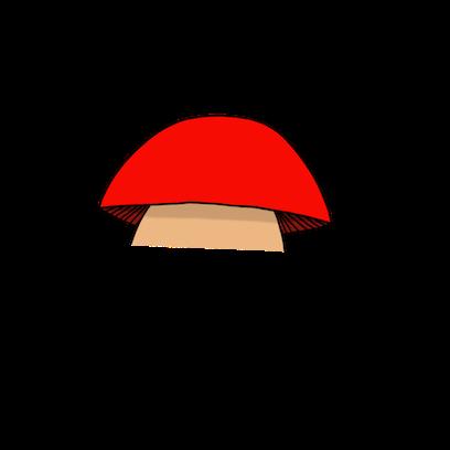 Happy Mushrooms :) messages sticker-7