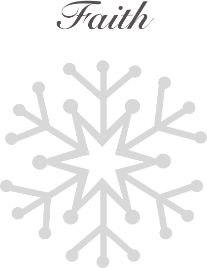 Winter snowflakes stickers messages sticker-6