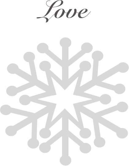Winter snowflakes stickers messages sticker-8