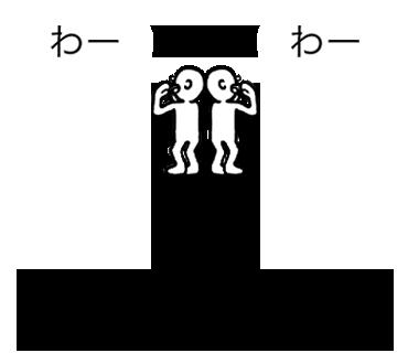 Speech bubble shoot human messages sticker-0