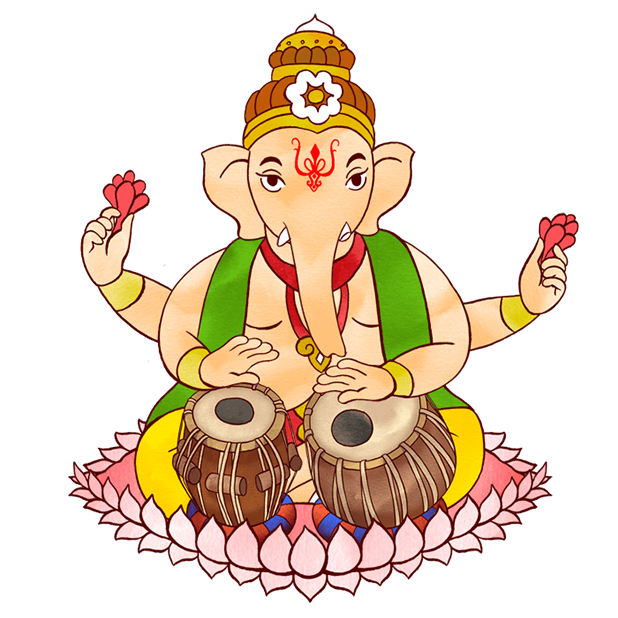 Jazzy India - World Music and Culture Stickers messages sticker-3