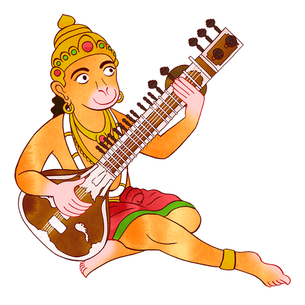 Jazzy India - World Music and Culture Stickers messages sticker-5