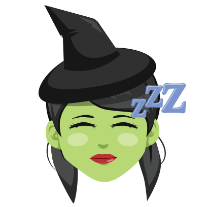 Wicked Stickers messages sticker-6
