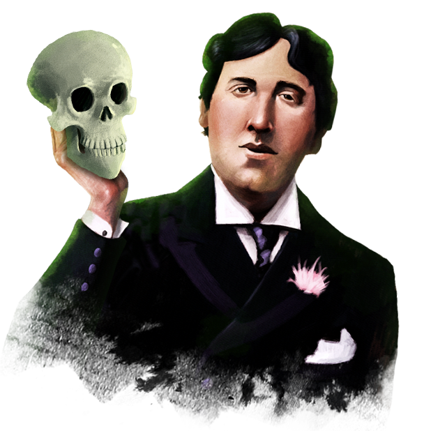 The Canterville Ghost (Oscar Wilde) Immersive Book messages sticker-0