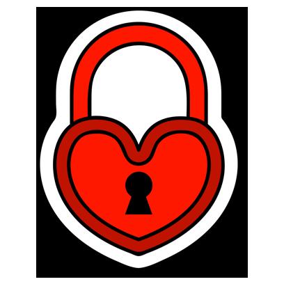 Cute Valentine's Day Stickers! messages sticker-2