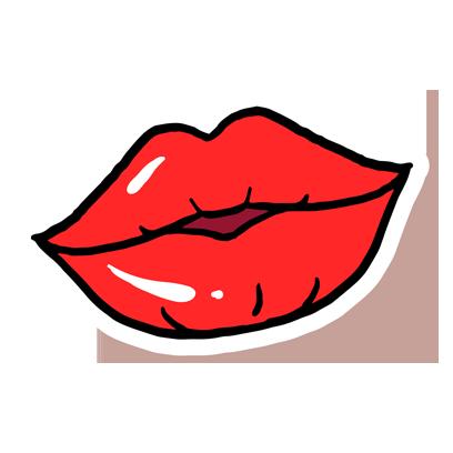 Cute Valentine's Day Stickers! messages sticker-10