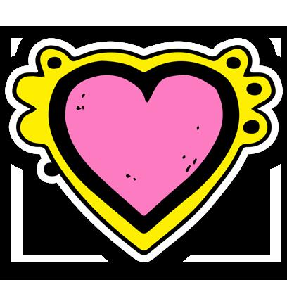 Cute Valentine's Day Stickers! messages sticker-7