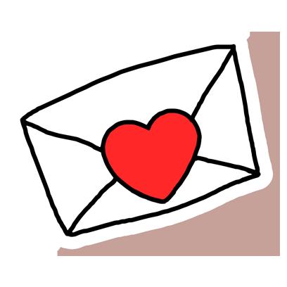 Cute Valentine's Day Stickers! messages sticker-3