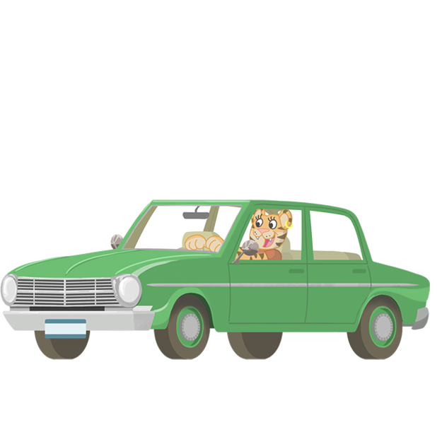 Big City Vehicles - Cars and Trucks Sticker Pack messages sticker-7