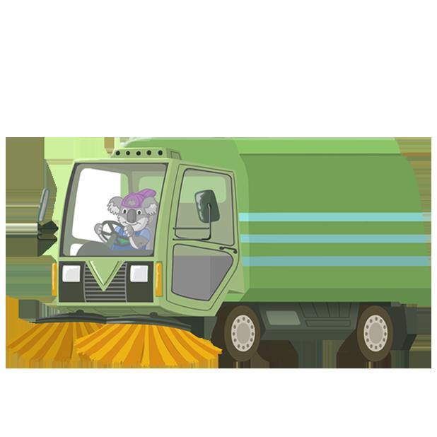 Big City Vehicles messages sticker-2