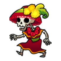 Los Muertos - Shoot the Walking Dead messages sticker-1