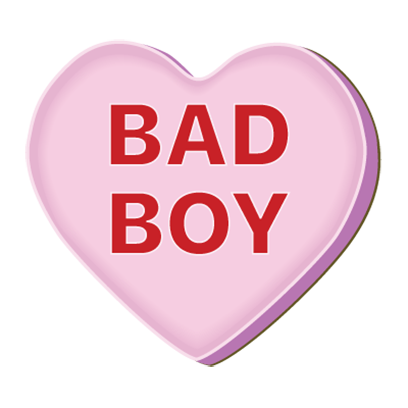 Naughty Valentine's Day by Emoji Fame messages sticker-4