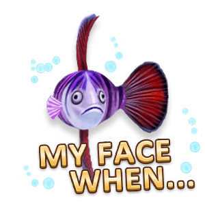 Fish Tycoon 2 Virtual Aquarium messages sticker-8