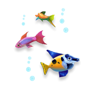 Fish Tycoon 2 Virtual Aquarium messages sticker-3