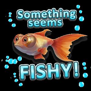 Fish Tycoon 2 Virtual Aquarium messages sticker-4
