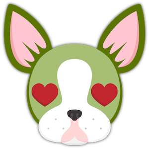 St Patrick's Boston Terrier messages sticker-2