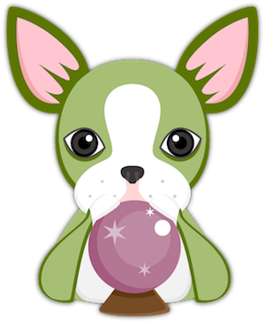 St Patrick's Boston Terrier messages sticker-10