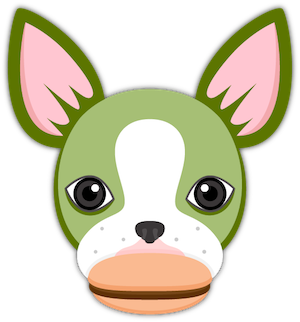 St Patrick's Boston Terrier messages sticker-9