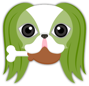St Patrick's Day Japanese Chin messages sticker-7