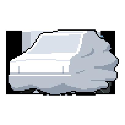 Pixel Drifters messages sticker-3