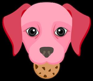 Valentine's Day Labrador messages sticker-11