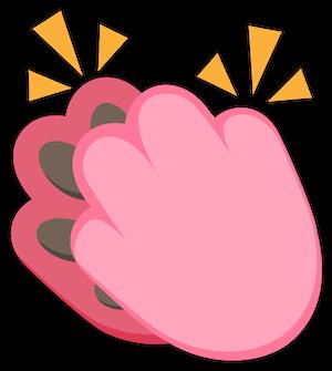 Valentine's Day Labrador messages sticker-9
