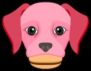 Valentine's Day Labrador messages sticker-5