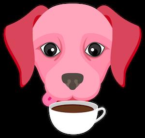 Valentine's Day Labrador messages sticker-10