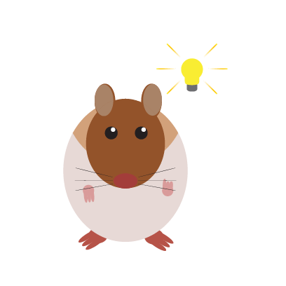 Haster the Hamster messages sticker-3