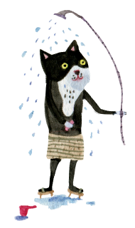 Freaky The Cat Stickers messages sticker-11
