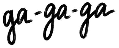 Бла бла бла: рукописные стикеры для iMessage messages sticker-4
