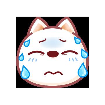 有宠—宠物表情包 messages sticker-4
