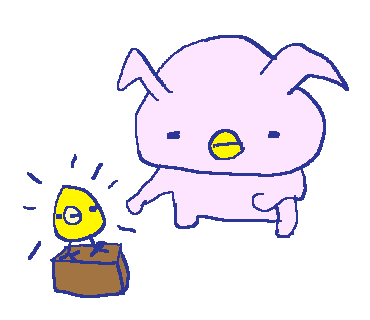 Cute Rabbit Stickers!! messages sticker-0