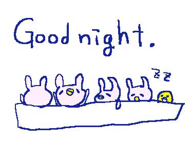 Cute Rabbit Stickers!! messages sticker-9