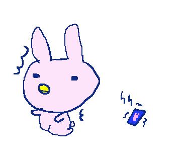Cute Rabbit Stickers!! messages sticker-10