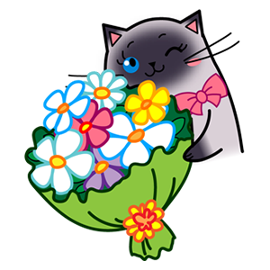 Sima The Cat Stickers Pack 1 messages sticker-11