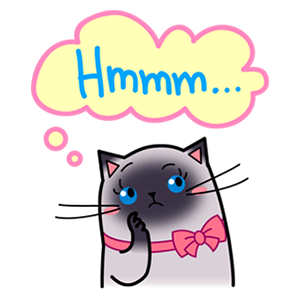 Sima The Cat Stickers Pack 1 messages sticker-2
