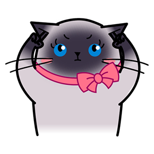 Sima The Cat Stickers Pack 1 messages sticker-4