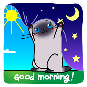 Sima The Cat Stickers Pack 1 messages sticker-7
